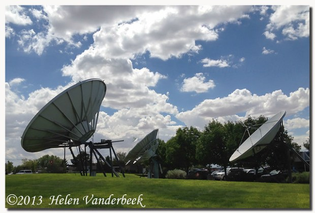 KOAT Satellite Dishes