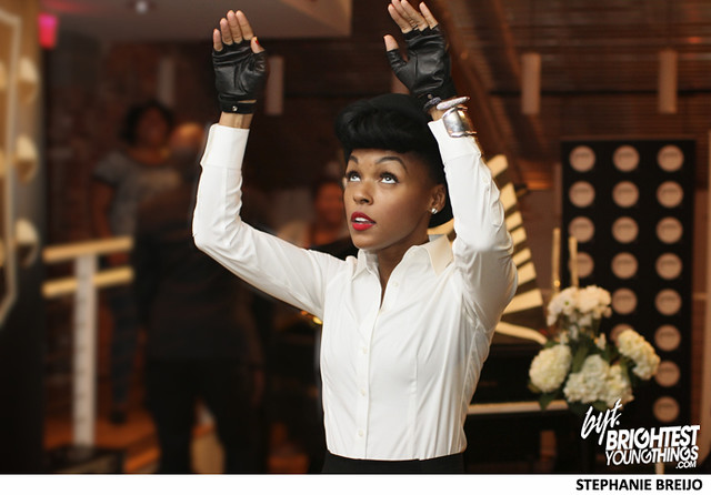 Janelle Monae Electric Lady Photos DC Brightest Young Things8