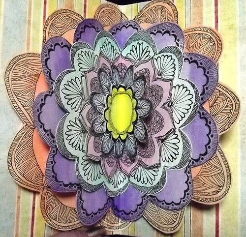 Decorate a journal for swap-bot