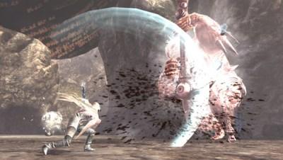 Soul Sacrifice: Spirits Frostblade
