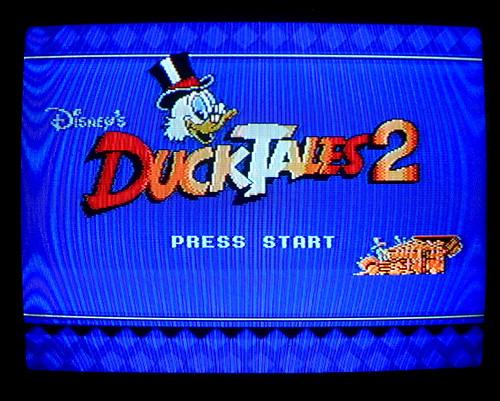 ducktales 2 NES