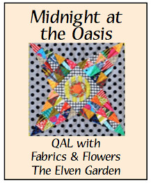 Fabrics and Flowers