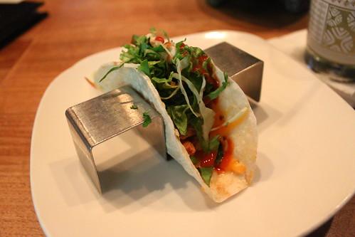 Los Cabos Chicken Tacos: