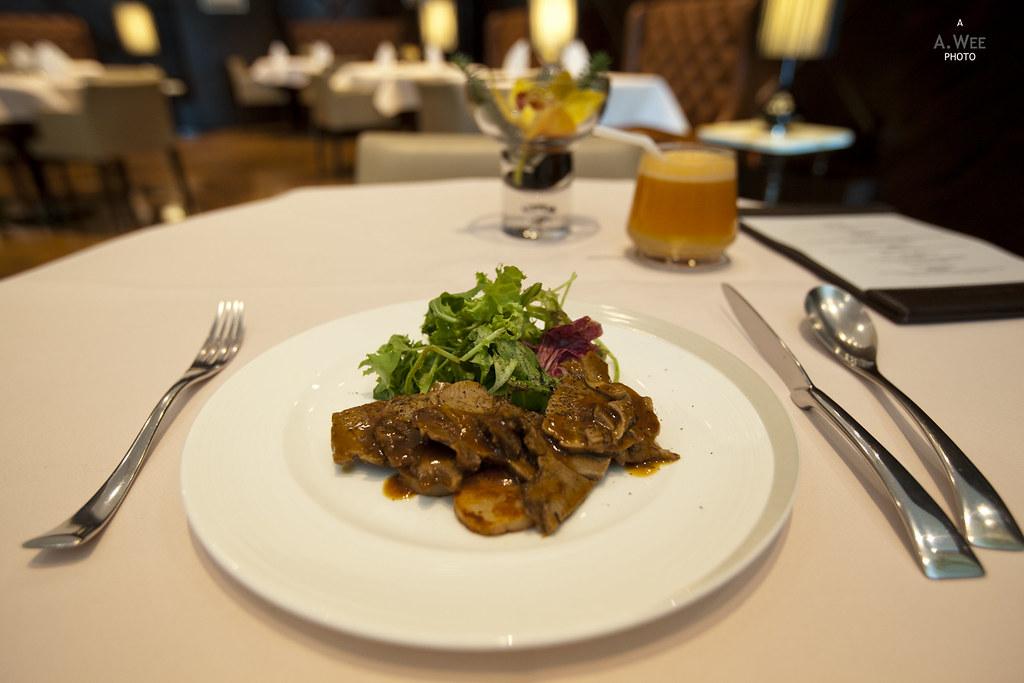 Lamb Loin Dish