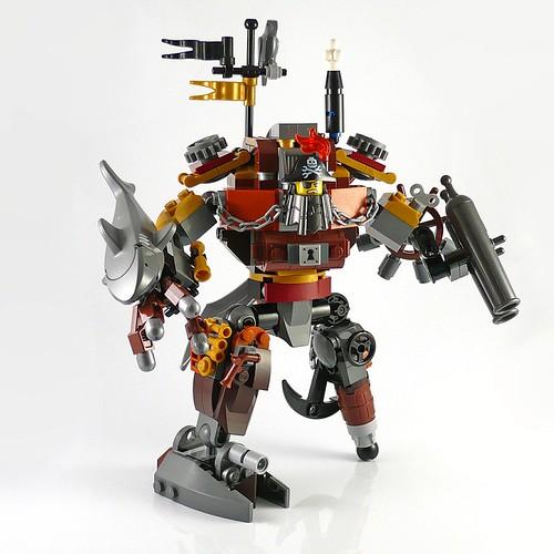 LEGO The Movie 70807 MetalBeard's Duel 18