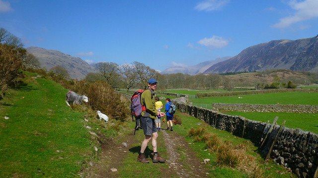 Nether Wasdale, Mill Place