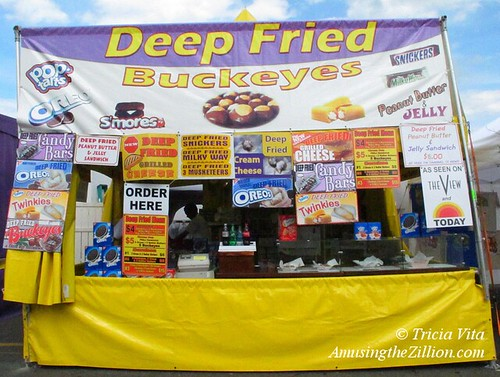 Deep Fried Buckeyes