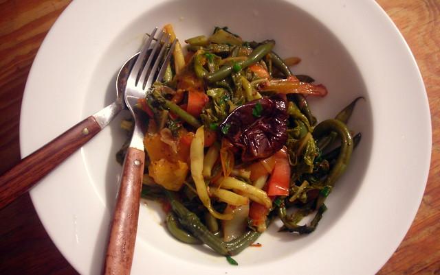 Stufato di verdure