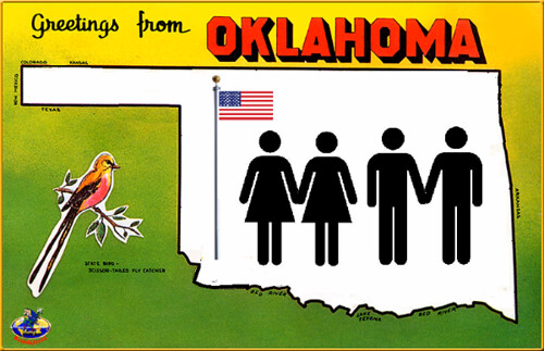 U.S. Judge: Oklahoma Same-Sex Marriage is OK