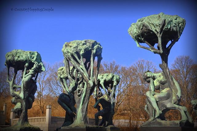 Vigeland Sculpture Park Oslo_9