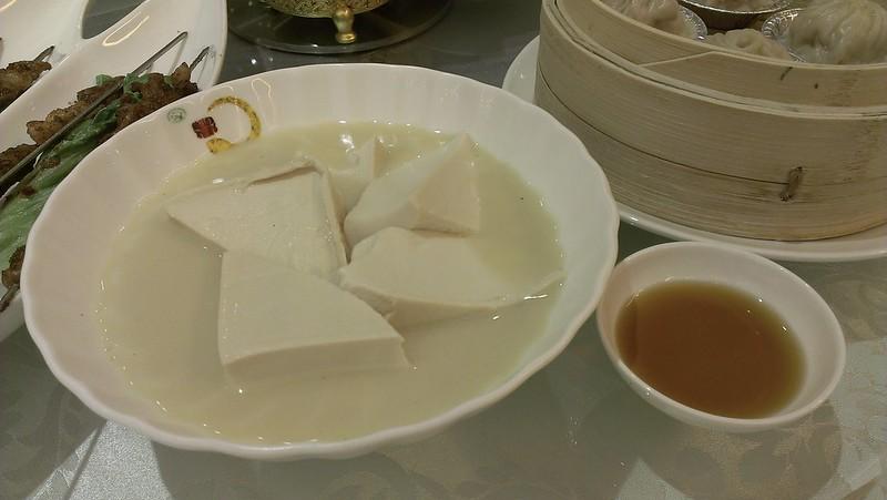 Stewed Taizhou tofu