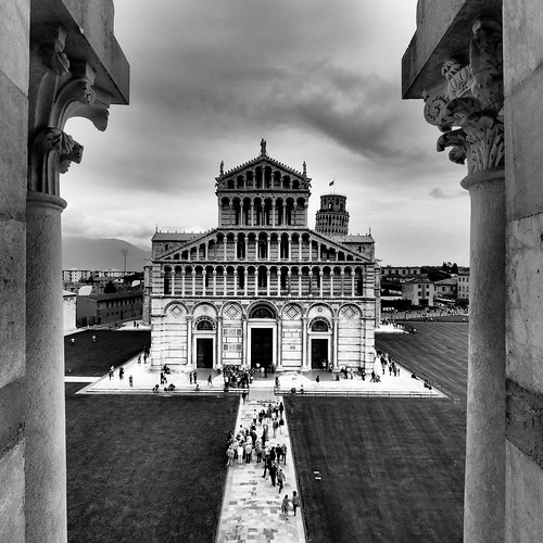 Week 19/52 - The Cathedral of Pisa by Flubie