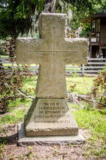 Purrysburg Monument