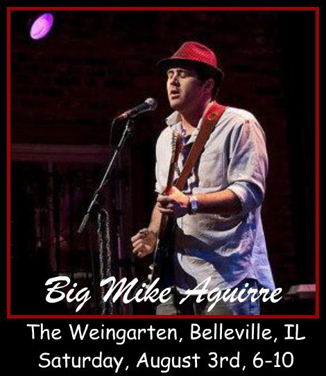Big Mike Aguirre 8-3-13