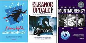 Eleanor Updale, Montmorency - 3 covers