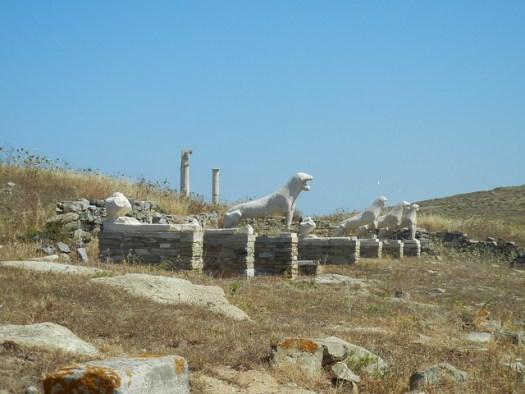 Summer 2012 - Europe, D4 Delos and Mykonos, Greece - 044