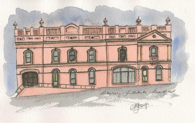 Braidwood Literary Institute