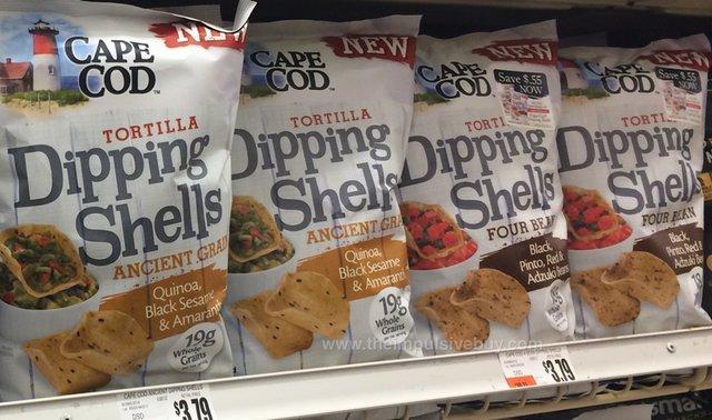 Cape Cod Tortilla Dipping Shells Ancient Grains and Cape Cod Tortilla Dipping Shells Four Bean
