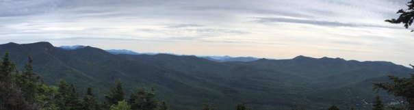 Mt. Tecumseh Summit Panoramic