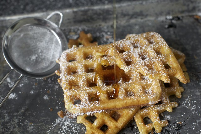 marion cunningham's overnight waffles