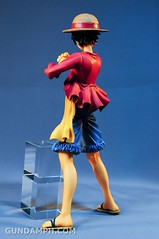 Monkey D. Luffy - P.O.P Sailing Again - Figure Review - Megahouse (20)