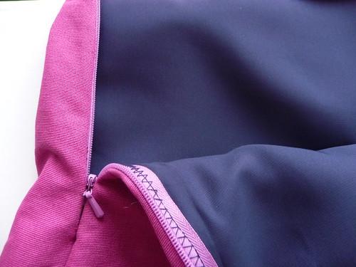Handmade Colette Patterns Meringue Skirt