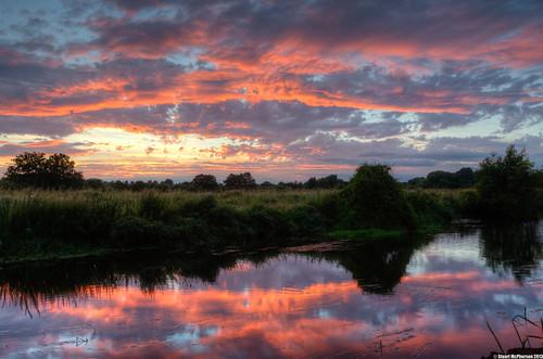Wensum sunset
