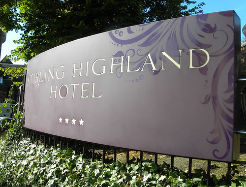 Stirling Highland Hotel