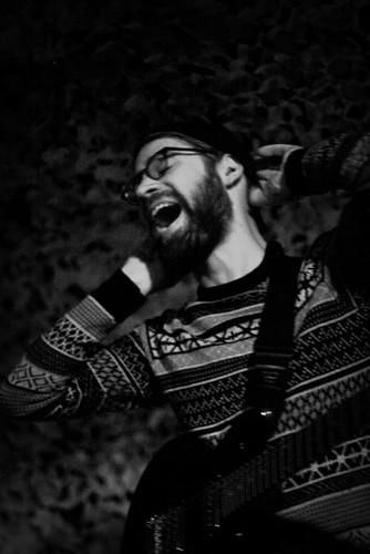 Petethepiratesquid - I'm Not Dancing Because I Like This Band I'm Dancing Because I'm Cold