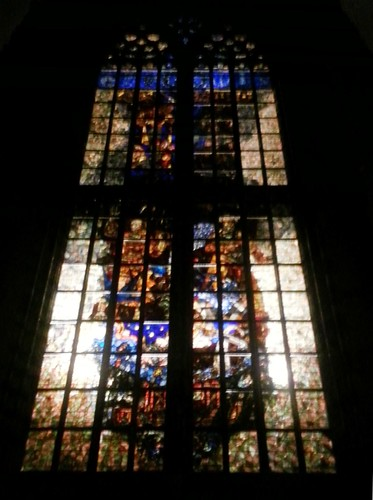 Domkerk (Glas in lood) by Bontrop