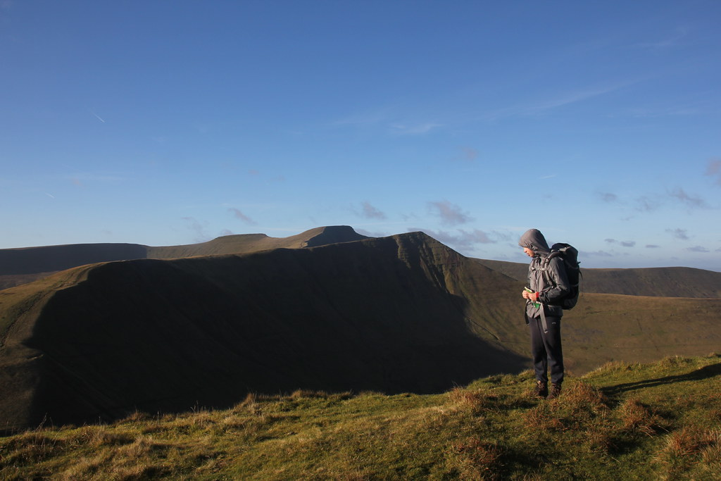 Fan y Big, Brecon Beacons