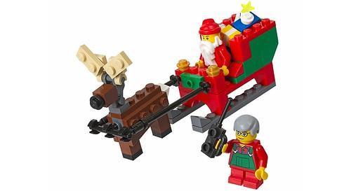 40059 Santa's Sleigh 00