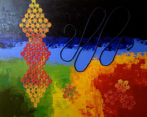 Série Gerações de Crochet
