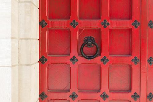 stephen foster memorial door