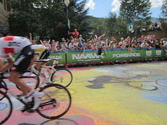 tour of utah finish