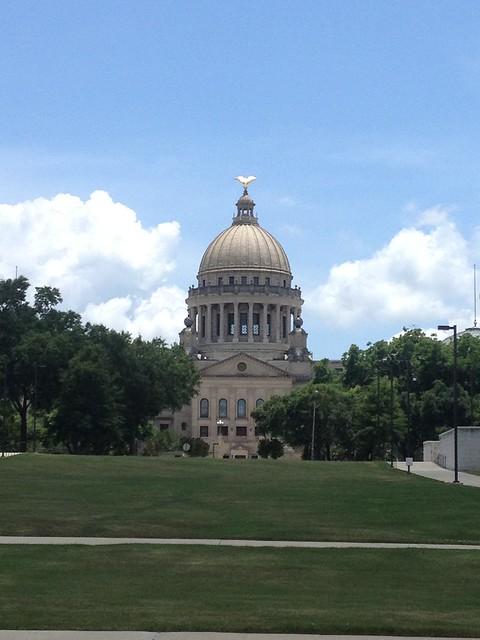 Capitol Building, Jackson MS