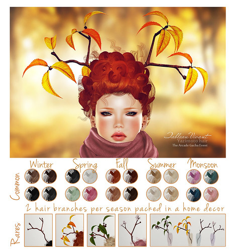 -Tableau Vivant~Yazimoto hair Gacha Vendor