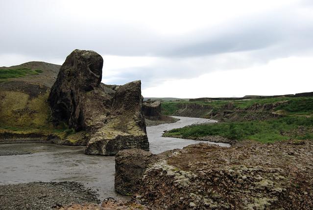 Hljodaklettar - Parque Nacional de Jökulsárgljúfur - CC Roser Martínez