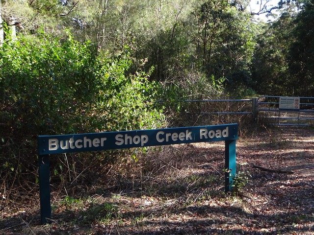 Butcher Shop Creek Road