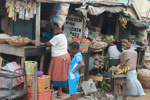Galadima Market by Jujufilms
