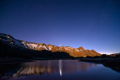 Sombrero & Venus - Nikon D800E