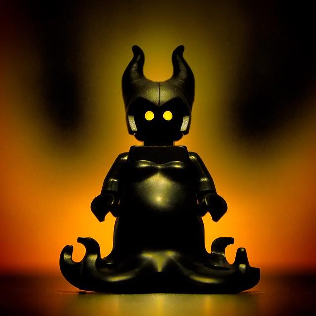 Amorphea - LEGO Disney super-vilain