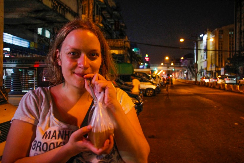 Gode restauranter i Myanmar