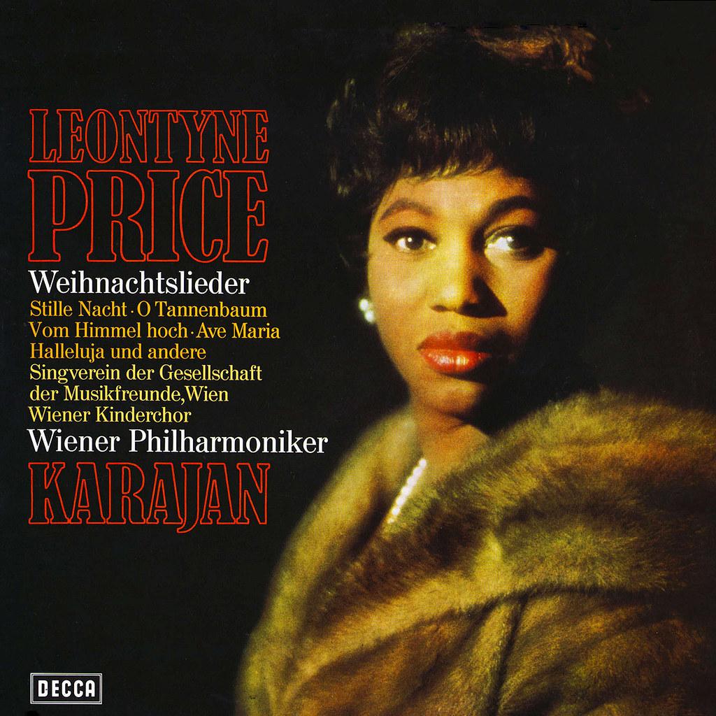 Leontyne Price - Weihnachtslieder