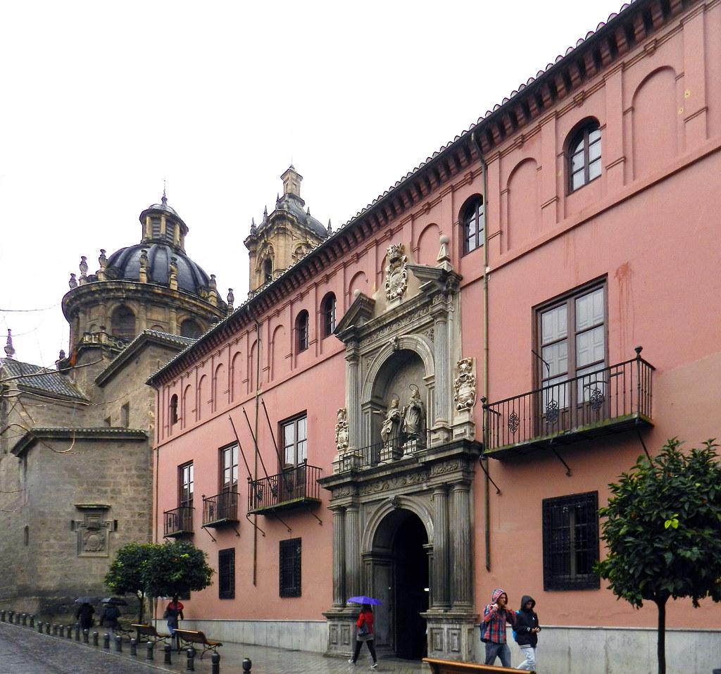 Iglesia de San Justo y Pastor Granada 12