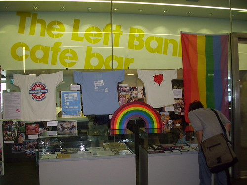 'Pride in Progress?' exhibition at the People's History Museum