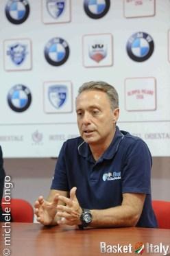 Biero Bucchi New Basket Brindisi 2013-2014