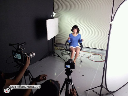 tiffany filming