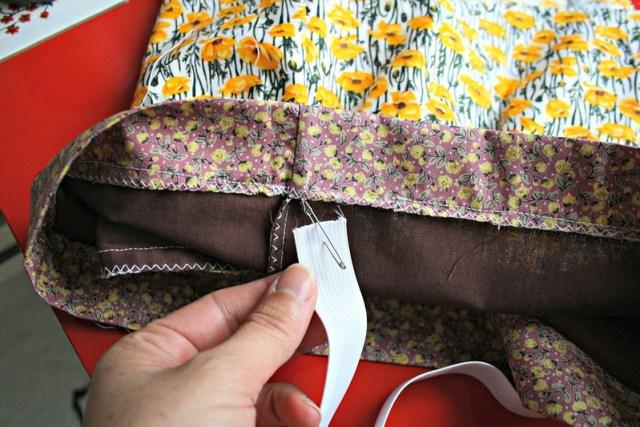 Luz Patterns DIY Skirt 11