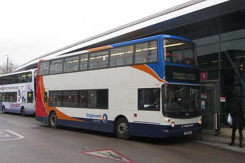Dennis Trident ALX400, Stagecoach Manchester, T651 KPU